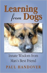 Book review for Learning from Dogs by Paul Handover