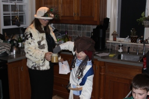 Jack Sparrow earns a clue to the mystery