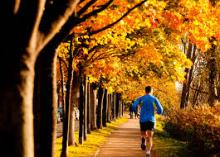 Exercise is important to a writer's health