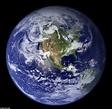 a NASA photo of Earth
