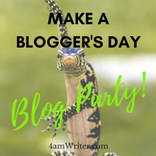 sharing favorite blogs to help support our favorite blogs
