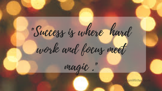 success-is-where-hard-work